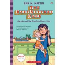 Claudia and the Phantom Phone Calls by Ann M Martin, 9781338642216