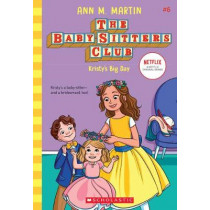 Kristy's Big Day by Ann M Martin, 9781338642254