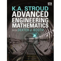 Advanced Engineering Mathematics by K.A. Stroud, 9781352010251