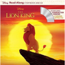 The Lion King Read-Along Storybook by Disney Book Group, 9781368041560