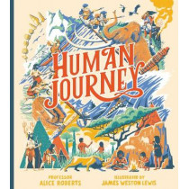 Human Journey by Author Professor Alice Roberts, 9781405291453