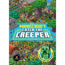 Minecraft Catch the Creeper and Other Mobs: A Search and Find Adventure by Egmont Publishing UK, 9781405291934