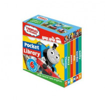 Thomas & Friends: Pocket Library by Egmont Publishing UK, 9781405293006