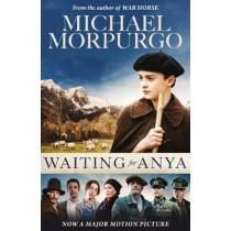 Waiting for Anya by Michael Morpurgo, 9781405294034