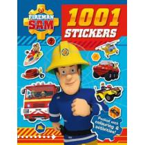 Fireman Sam: 1001 Stickers by Egmont Publishing UK, 9781405296199