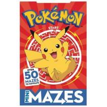 Pokemon Mini Mazes by Egmont Publishing UK, 9781405296304