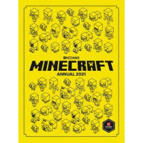 Minecraft Annual 2021 by Mojang AB, 9781405296397