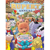 The Rupert Annual 2021: Celebrating 100 Years of Rupert by Egmont Publishing UK, 9781405296465