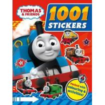 Thomas and Friends: 1001 Stickers by Egmont Publishing UK, 9781405296557