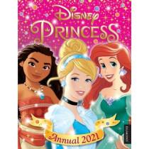 Disney Princess Annual 2021 by Egmont Publishing UK, 9781405296724