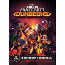 Guide to Minecraft Dungeons by Mojang AB, 9781405298346