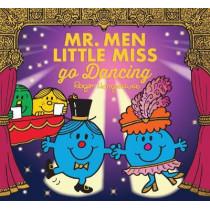 Mr. Men Little Miss go Dancing by Adam Hargreaves, 9781405299206