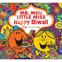 Mr. Men Happy Diwali by Adam Hargreaves, 9781405299374