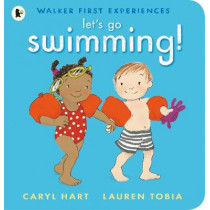 Let's Go Swimming! by Caryl Hart, 9781406361872