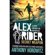 Secret Weapon by Anthony Horowitz, 9781406390582