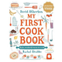 My First Cook Book by David Atherton, 9781406397239