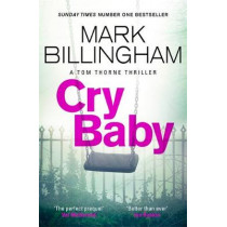 Cry Baby by Mark Billingham, 9781408712412