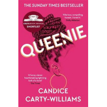 Queenie: Shortlisted for the Costa First Novel Award by Candice Carty-Williams, 9781409180074