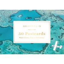 Gray Malin: 50 Postcards (Postcard Book): Make Every Day a Getaway by Gray Malin, 9781419743870