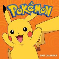 Pokemon 2021 Wall Calendar by Pokemon, 9781419747267