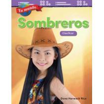Tu Mundo: Sombreros: Clasificar (Your World: Hats: Classifying) (Spanish Version) (Kindergarten) by Dona Rice, 9781425828240