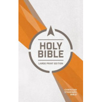 CSB Outreach Bible, Large Print Edition by Holman Bible Staff, 9781430070610