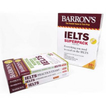 IELTS Superpack by Lin Lougheed, 9781438078793