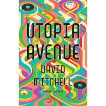 Utopia Avenue by David Mitchell, 9781444799422