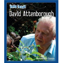 Info Buzz: Famous People David Attenborough by Stephen White-Thomson, 9781445171951
