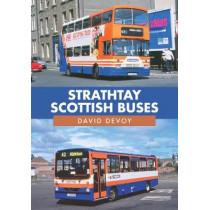 Strathtay Scottish Buses by David Devoy, 9781445691275