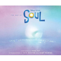 The Art of Soul by Pixar, 9781452179810