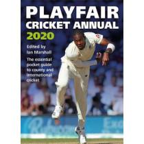 Playfair Cricket Annual 2020 by Ian Marshall, 9781472267566