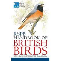 RSPB Handbook of British Birds by Tim Cleeves, 9781472965509