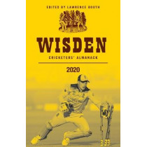 Wisden Cricketers' Almanack 2020 by Lawrence Booth, 9781472972880