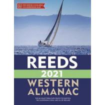 Reeds Western Almanac 2021 by Perrin Towler, 9781472980236