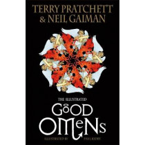The Illustrated Good Omens by Terry Pratchett, 9781473227835