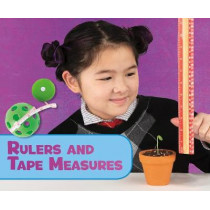 Rulers and Tape Measures by Lisa J. Amstutz, 9781474769303