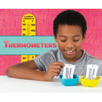Thermometers by Lisa J. Amstutz, 9781474769310