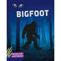 Bigfoot by Bradley Cole, 9781474787642