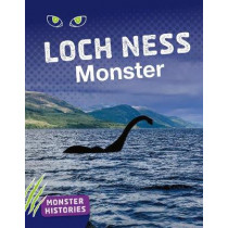 Loch Ness Monster by Marie Pearson, 9781474787666