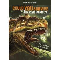 Could You Survive the Jurassic Period?: An Interactive Prehistoric Adventure by Matt Doeden, 9781474793360