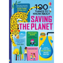 100 Things to Know About Saving the Planet by Various, 9781474981835