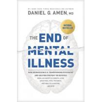 End of Mental Illness, The by Daniel Amen, 9781496438157