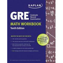GRE Math Workbook by Kaplan, 9781506220123