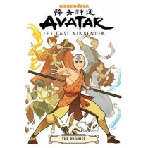 Avatar: The Last Airbender - The Promise Omnibus by Bryan Konietzko, 9781506717845