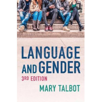 Language and Gender by Mary Talbot, 9781509530090