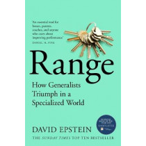 Range: How Generalists Triumph in a Specialized World by David Epstein, 9781509843527