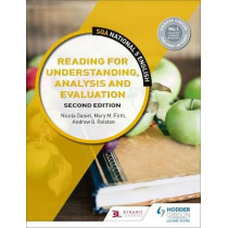 SQA National 5 English: Reading for Understanding, Analysis and Evaluation: Second Edition by Nicola Daniel, 9781510471733