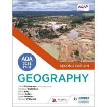 AQA GCSE (9-1) Geography Second Edition by John Widdowson, 9781510477513