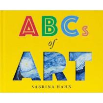 ABCs of Art by Sabrina Hahn, 9781510749382